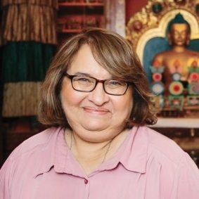 6 - teacher - Sharon Salzberg